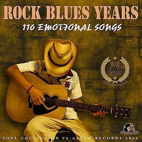 VA - Rock Blues Years (2016)